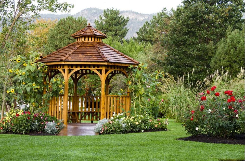 Types of Gazebo
